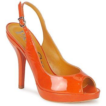Zapatos Mujer Sandalias Paco Gil STAR FIZO Naranja