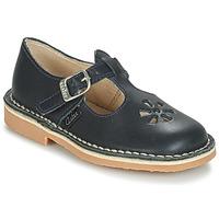 Zapatos Niños Bailarinas-manoletinas Aster DINGO Marino