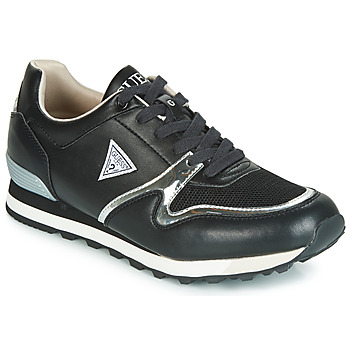 Zapatos Hombre Zapatillas bajas Guess NEW CHARLIE Negro