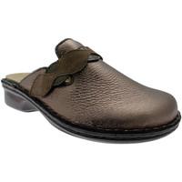 Zapatos Hombre Zuecos (Clogs) Loren LOM2743pi grigio