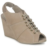 Zapatos Mujer Low boots No Name DIVA OPEN TOE Beige