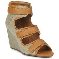 Zapatos Mujer Sandalias No Name DIVA STRAPS Beige