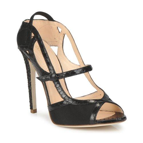 Zapatos Mujer Sandalias Roberto Cavalli RPS678 Negro