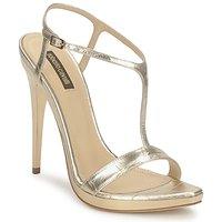 Zapatos Mujer Sandalias Roberto Cavalli RDS736 GOLD
