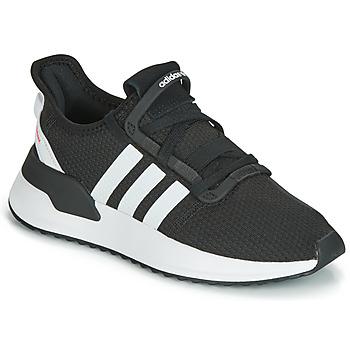 Zapatos Niños Zapatillas bajas adidas Originals U_PATH RUN J Negro