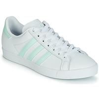 Zapatos Mujer Zapatillas bajas adidas Originals COURSTAR Blanco / Azul