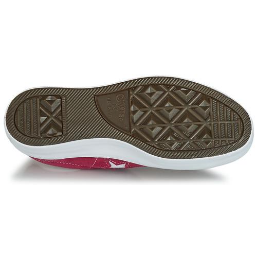 Bajas Zapatos Converse Platform Mujer FucsiaBlanco One Star Zapatillas Suede Ox R5AjL4