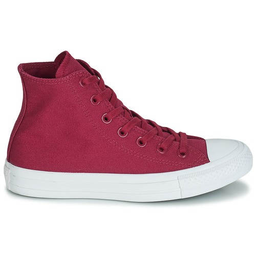 Mujer Fucsia Zapatillas Galaxy Zapatos Canvas Converse Hi Game All Star Altas Chuck Taylor Pk0wnO