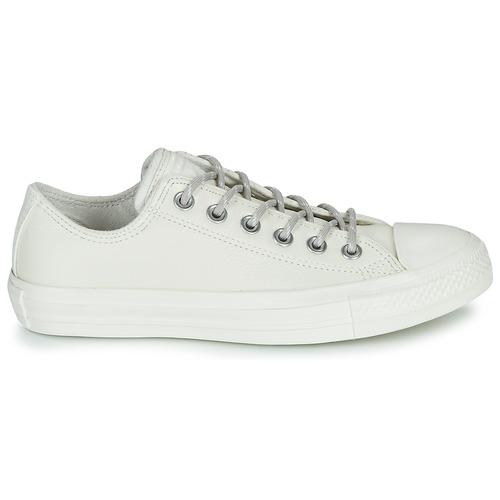 Zapatillas Bajas Ox Taylor Leather Zapatos Star Chuck Beige All Converse LSpGqzVUM