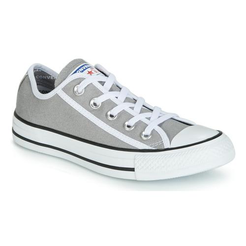 Zapatos Zapatillas bajas Converse CHUCK TAYLOR ALL STAR GAMER CANVAS OX Gris