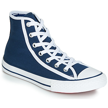 Zapatos Niños Zapatillas altas Converse CHUCK TAYLOR ALL STAR GAMER CANVAS HI Azul