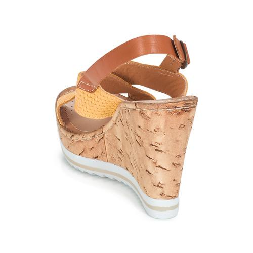 Elue Empire Amarillo Sandalias Nous Zapatos Mujer Par deWCBQroEx