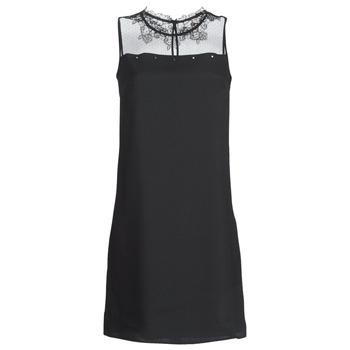 textil Mujer vestidos cortos One Step TINA Negro