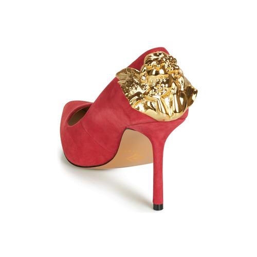 Zapatos Rojo Katy De Perry Tacón 3TlKFJ1c
