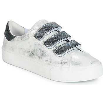 Zapatos Mujer Zapatillas bajas No Name ARCADE Blanco / Gris