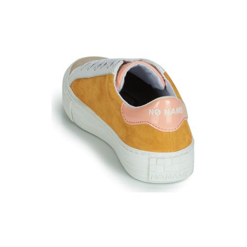 Bajas Zapatos BlancoOro Amarillo Zapatillas No Name Arcade Mujer tdhCxQrs