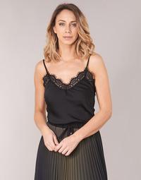textil Mujer Tops / Blusas Ikks BN11105-02 Negro