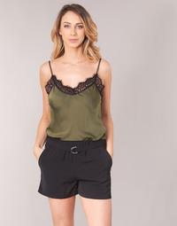textil Mujer Tops / Blusas Ikks  Kaki