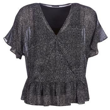 textil Mujer Tops / Blusas Ikks BN11175-02 Negro