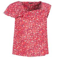 textil Mujer Tops / Blusas Ikks BN11345-35 Coral / Multicolor