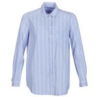 textil Mujer camisas Ikks BN12175-41 Azul