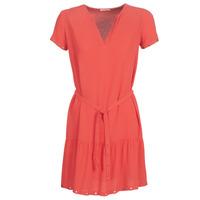 textil Mujer vestidos cortos Ikks BN30115-35 Coral / Rosa