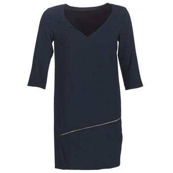 textil Mujer vestidos cortos Ikks BN30305-49 Marino