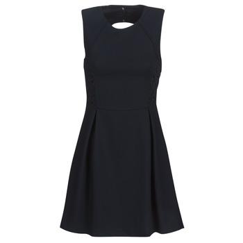 textil Mujer vestidos cortos Ikks BN31035-549 Marino