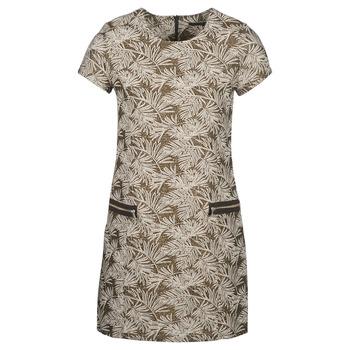 textil Mujer Vestidos largos Ikks BN30165-65 Kaki / Beige