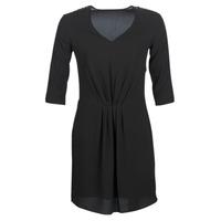textil Mujer vestidos cortos Ikks BN30015-02 Negro