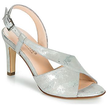 Zapatos Mujer Sandalias Peter Kaiser OPRAH Plata