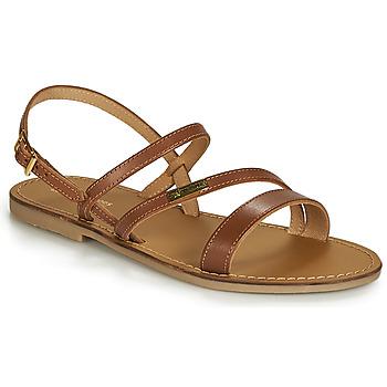 Zapatos Mujer Sandalias Les Tropéziennes par M Belarbi BADEN Tan