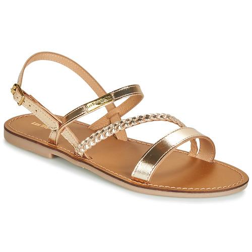 Zapatos Mujer Sandalias Les Tropéziennes par M Belarbi BATRESSE Oro