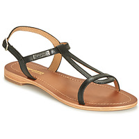 Zapatos Mujer Sandalias Les Tropéziennes par M Belarbi HAMESS Negro