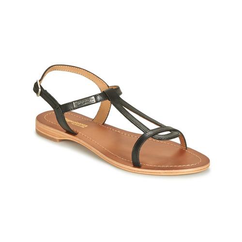 Mujer Hamess Negro Tropéziennes Sandalias Par Belarbi Zapatos Les M YyvIbfm67g