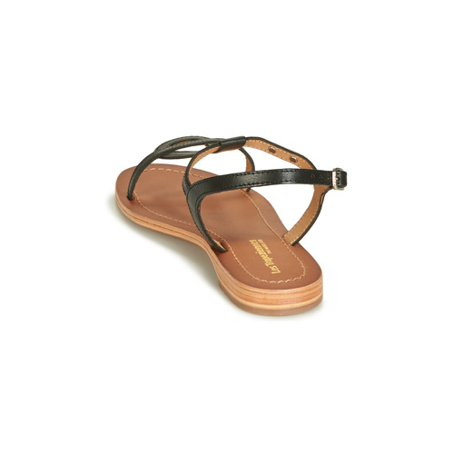 M Hamess Belarbi Negro Mujer Les Tropéziennes Sandalias Zapatos Par 0Nn8mw