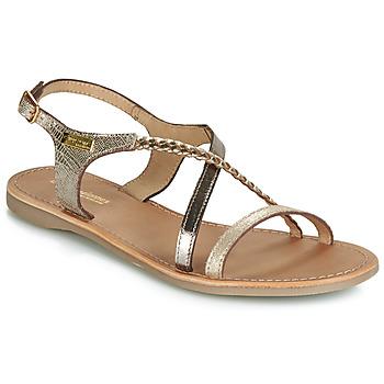 Zapatos Mujer Sandalias Les Tropéziennes par M Belarbi HANANO Oro