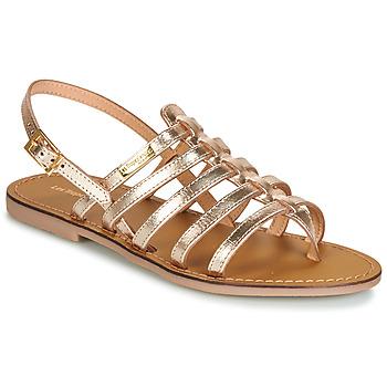 Zapatos Mujer Sandalias Les Tropéziennes par M Belarbi HERILO Oro