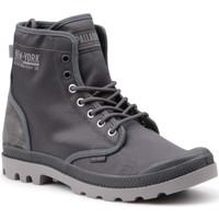 Zapatos Hombre Zapatillas altas Palladium Pampa Solid Ranger 76013-075-M gris