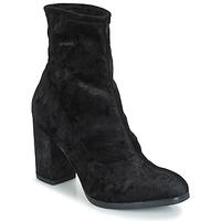 Zapatos Mujer Botines Caprice  Negro / Velvet