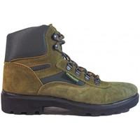 Zapatos Hombre Senderismo Huron Botas Trekking  2000 Kaki Verde