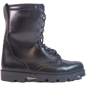 Zapatos Hombre Botas de caña baja Segarra Botas  3001 Negro Negro