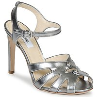 Zapatos Mujer Sandalias Moschino MA1604 Nappa-accai