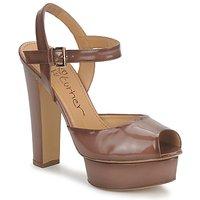 Zapatos Mujer Sandalias Eva Turner ERSILIA Marrón