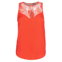 textil Mujer Tops / Blusas Guess SCARLET Rojo
