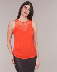 textil Mujer Tops / Blusas Guess SCARLET Rojo