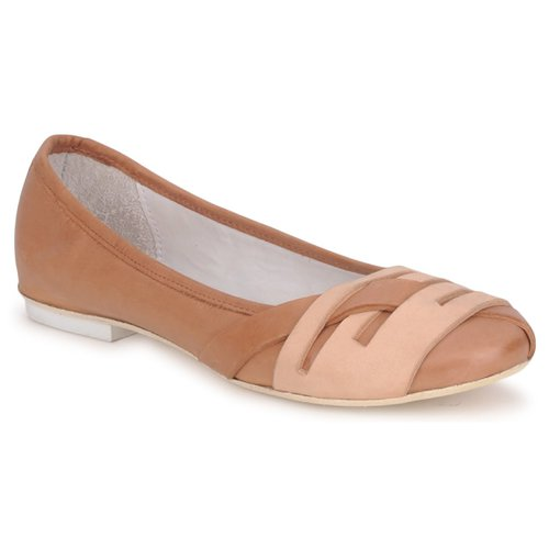 modelo más vendido de la marcaMarithé & Francois Girbaud BOOM Cognac - Envío gratis Nueva promoción - Zapatos Bailarinas Mujer  Cognac