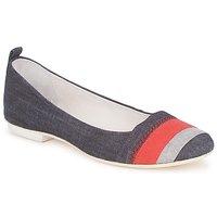 Zapatos Mujer Bailarinas-manoletinas Marithé & Francois Girbaud BRUMES Denim