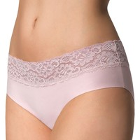 Ropa interior Mujer Culote y bragas Julimex HIPSTER ROZOWY Rosa