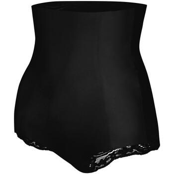 Ropa interior Mujer Bragas moldeadoras Julimex 341 LACE NOIR Negro